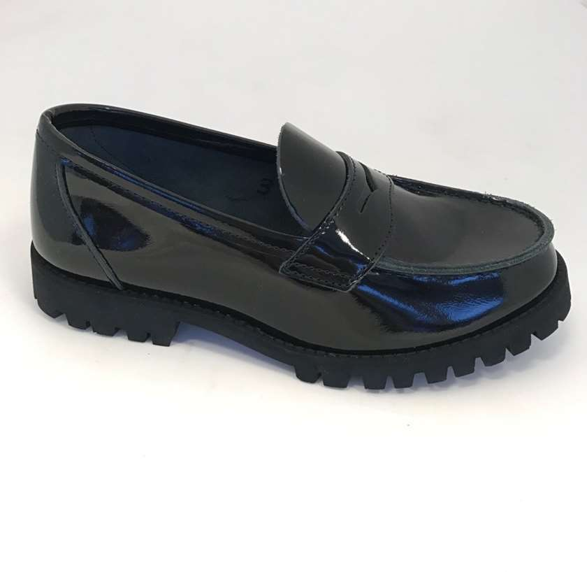 Special offer! Aurland shoe black patent