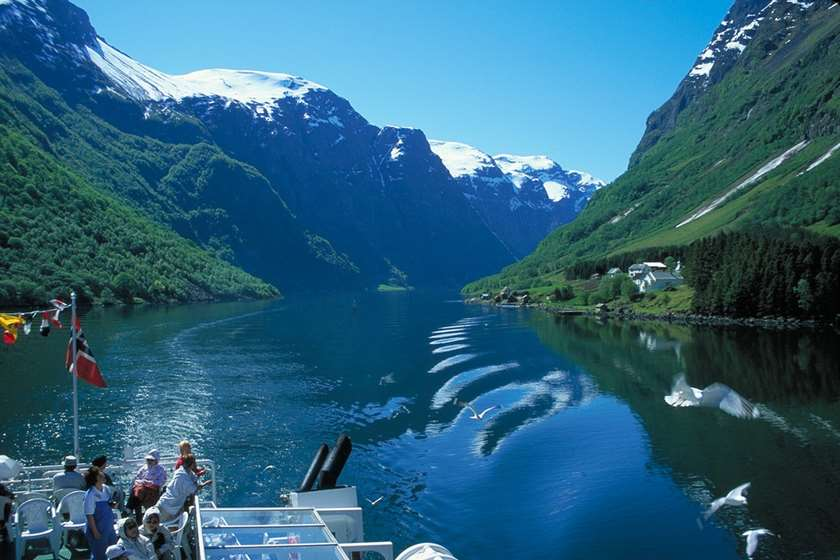 Explore The N 230 R 248 Yfjord One Of Norway S Most Beautiful