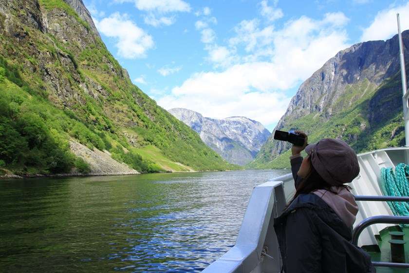 Fjord Cruise and Flåm Railway