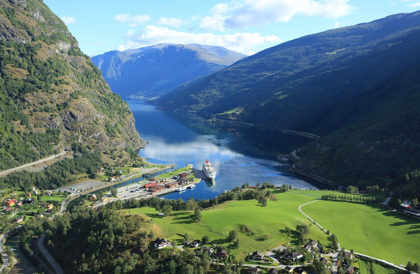 Acerca de Flåm AS