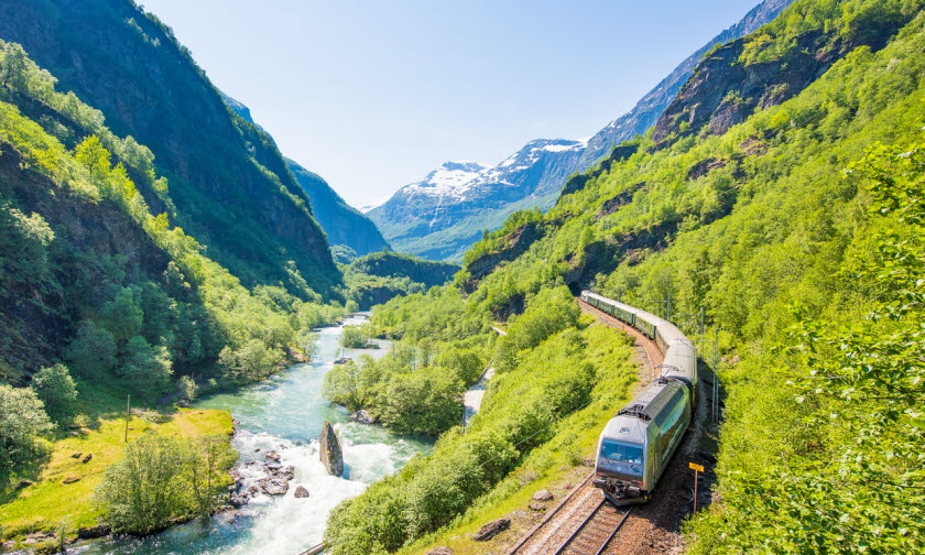 The world's most beautiful train journey